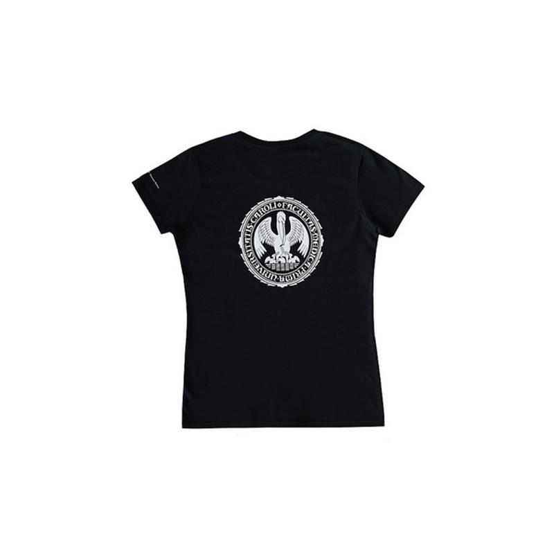 d27231e71bc Dámské tričko černé velké logo