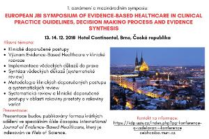 European JBI symposium of EBHC in Clinical Practice Guidelines